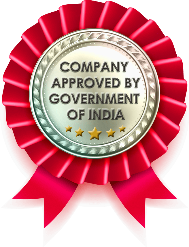 Approved from Government of India