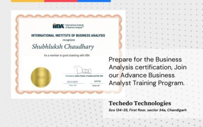 Certifications for Business Analyst